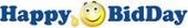 HappyBidDay Promo Code