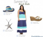 4 Cute Summer Outfits for Plus Size Babes