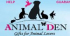 10% OFF At Animal Den + FREE Gifts