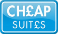 Cheap Suites UK Voucher