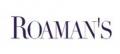 Roamans Coupons