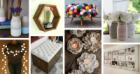 10 Easy DIY Home Décor Projects