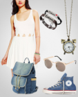 6  Cute Outfit Ideas for Summer
