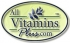 All Vitamins Plus Coupon Code 10 OFF