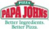 Only $21 Papa Johns Three Medium Three Topping Pizzas