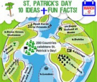 10 Ideas to Celebrate St. Patrick's Day [Infographic]