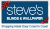 Steves Blinds and Wallpaper Coupons