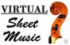 Virtual Sheet Music Coupon May 2013