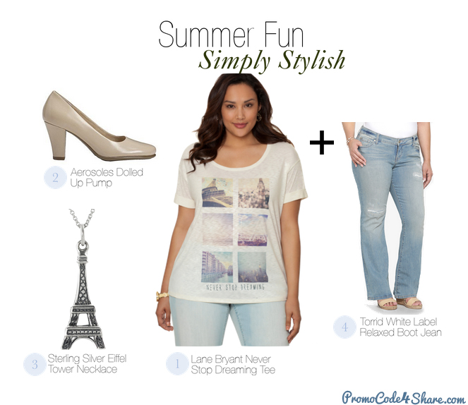 Cute Summer Outfits For Plus Size Babes - Simply Stylish