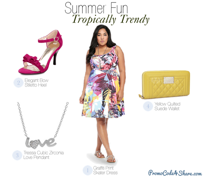 Cute Summer Outfits for Plus Size Babes - Tropically Trendy