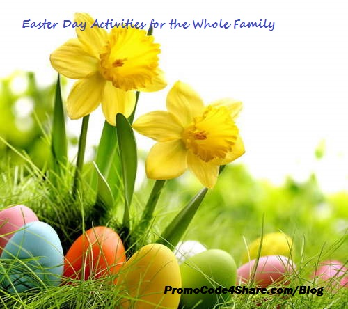 Easter Day Activities for the Whole Family