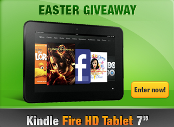 Easter Giveaway from PromoCode4Share.com