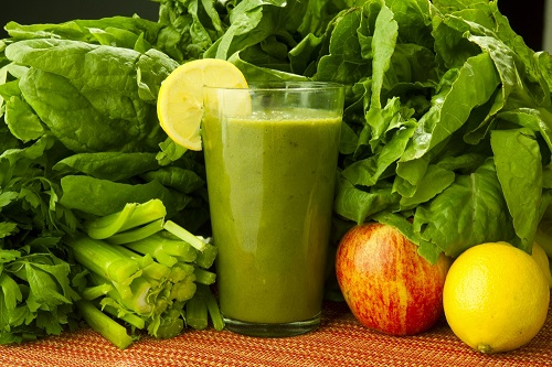 Green Drink Recipes - The Glow Green Smoothie