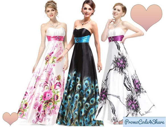 Perfect for Pear Shapes Prom Dresses