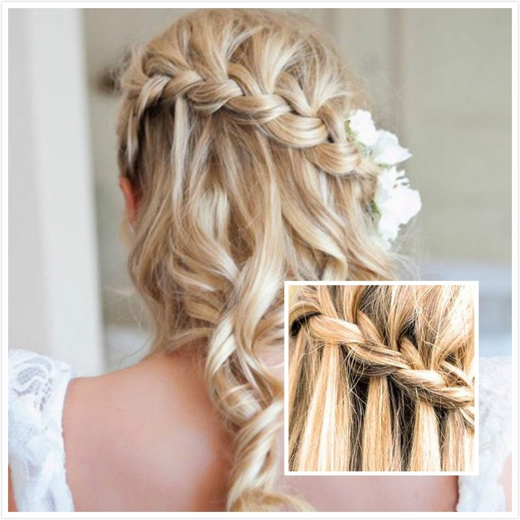 Prom Hairstyles for Girls - Braids are Magic at Prom