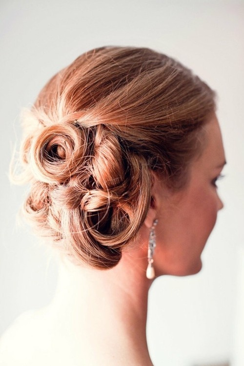 Prom Hairstyles for Girls - Updo Prom HairStyle