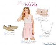 Think Pink: Mix and Match Spring Fashion Trends