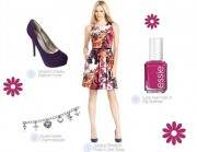 Mix and Match: Floral Dresses
