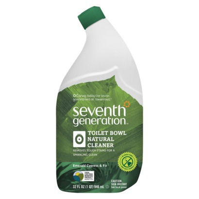 Green Cleaning Products - Toilet Bowl Cleaner
