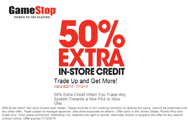 Gamestop coupon code