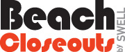 Get 15% OFF With Email Sign Up For Beach Closeouts