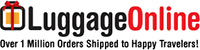 Luggage Online $25 OFF with $250 Orders