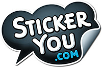 FREE Shipping on All StickerYou Orders