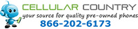Cellular Country Promo Code 25% OFF ALL Cell Phone & ALL Accessories