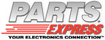 Parts Express $5 Off with $50