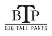 Big Tall Pants Coupon