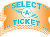 Get 5% OFF on All Orders of $100+ at Select A Ticket