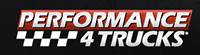 Performance 4 Trucks $10 Off with $50