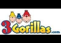 3Gorillas Coupons