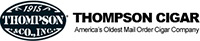 10% OFF Your Order With Email Sign-up at Thompson Cigar