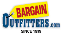 Up to 80% OFF on Bargain Outfitters Extreme Discount