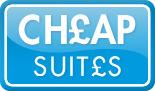50% OFF Cheap Suites UK Winter Savings