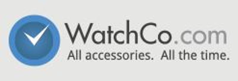 WatchCo Coupon Code
