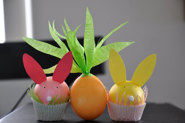 Easter Day Activities for the Whole Family - Make Easter Craft