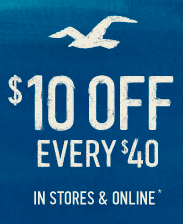 Active Hollister Coupon Codes