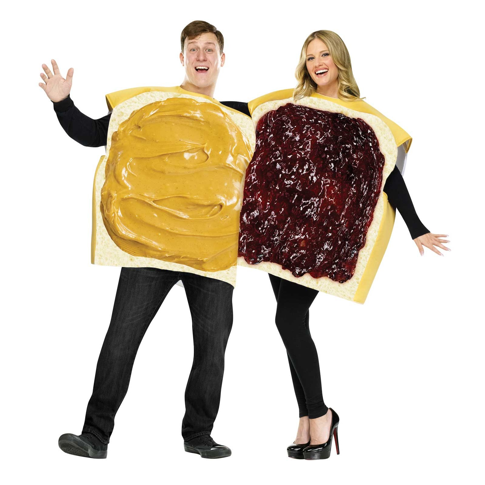 10 funny halloween costumes ideas for couples. Black Bedroom Furniture Sets. Home Design Ideas